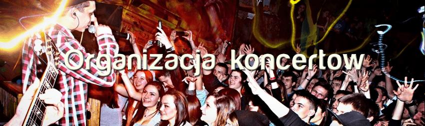 Organizacja koncertów Zielona Góra