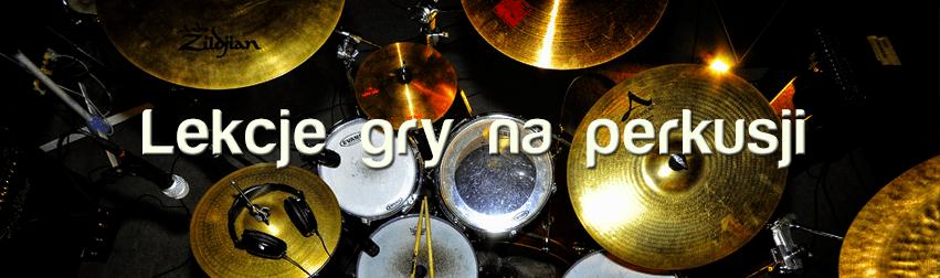 Lekcje gry na perkusji Zielona Góra