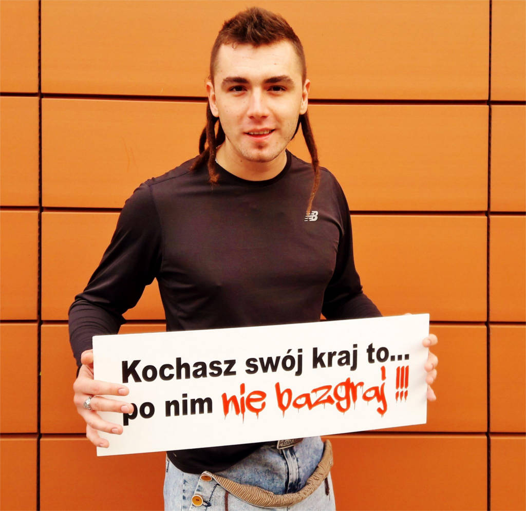 Pogromcy Bazgrołów Kamil Bednarek