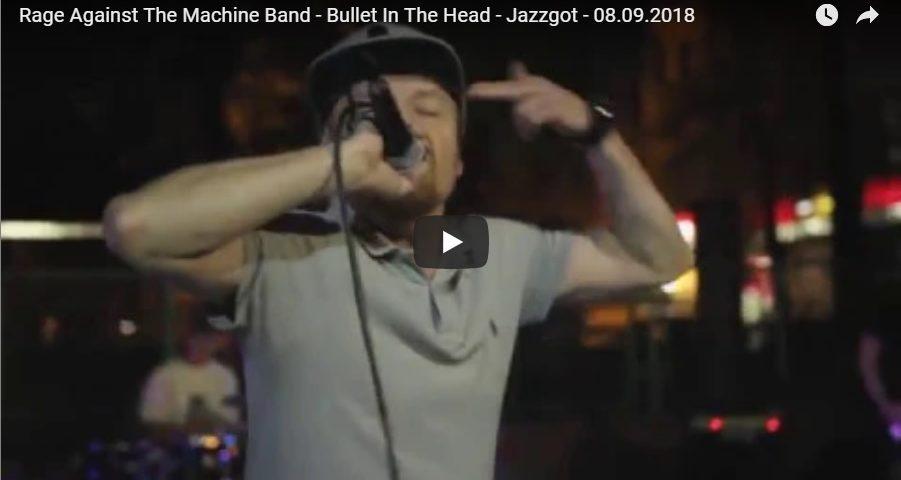 RATM - Bullet In The Head w Jazzgocie