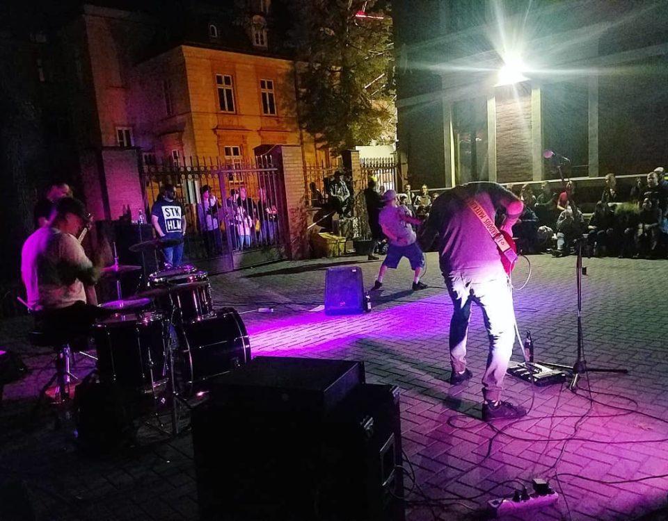 Rage Against The Machine w Jazzgocie