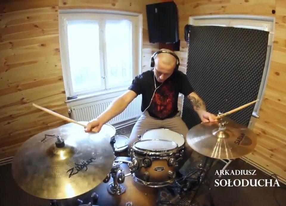 Lekcje gry na perkusji Zielona Góra - Soundcore Studio